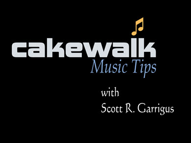 Cakewalk SONAR Quick Tip: Quantize Duration Video Tutorial